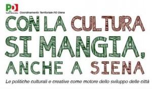 Cultura come motore dello sviluppo. Se ne parla a Siena in un incontro del Partito democratico